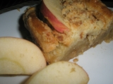 Jablkový koláč. recept