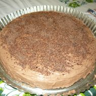 Skvělý čokoládový dort recept