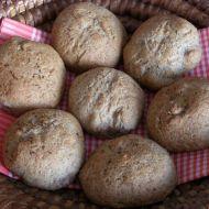 Špaldové bulky z domácí pekárny recept