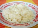 Krupicové nudle recept