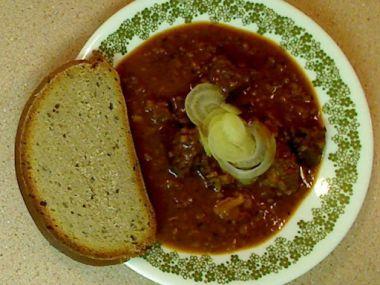 Recept Chalupářský guláš