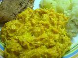 Smetanová mrkev s kurkumou a česnekem recept