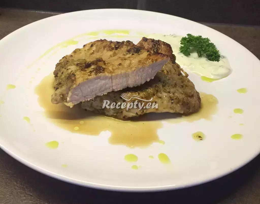 Anglické dušené vepřové recept  vepřové maso