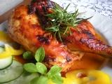 Kuře pečené v máslové marinádě recept