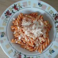 Česneková omáčka s rajčaty na těstoviny recept