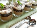 Čokoládový pohár s mascarpone recept