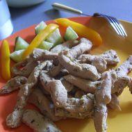 Kuřecí kari nudličky recept
