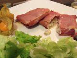 Kapsičky z parmské šunky a gorgonzoly recept