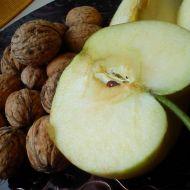 Pečená jablka s medem a ořechy recept