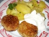 Vločkovo-sýrové karbanátky recept