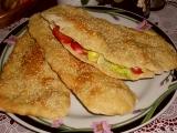 Sezamový chléb z Íránu recept