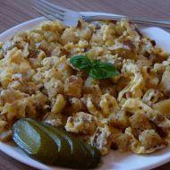 Knedlíky s vejci na špeku recept