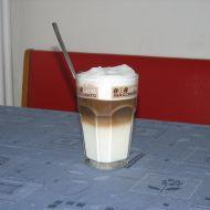 Domácí Caffé latte recept