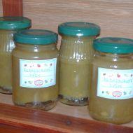Rebarborový džem recept