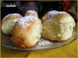 Buchtičky s borůvkami a tvarohem recept
