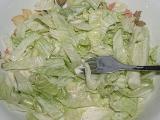 Hlávkový salát recept