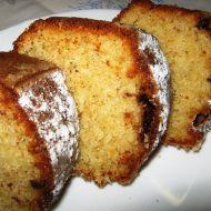 Mililitrová mandlová bábovka recept