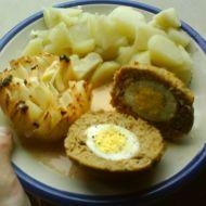 Masové koule s vejci recept