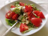 Letní salátek s mozzarellou a avokádem recept