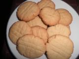 Sušenky s arašídovým máslem recept