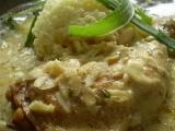 Kuřecí stehna s mandlemi na zázvoru a mateřídoušce recept ...