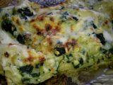 Lasagne s medvědím česnekem, kopřivami a nivou recept ...
