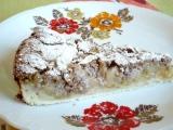 Jablkový koláč s ořechovou zálivkou recept