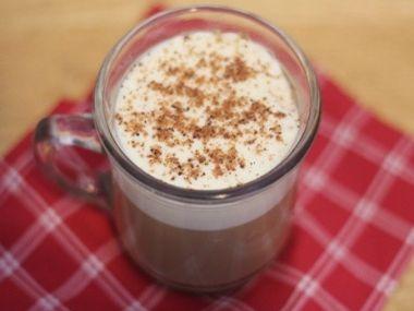 Ledová káva s Caffe Latte zmrzlinou
