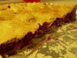 Švestkový koláč s pokličkou recept