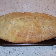 Domácí kmínový chléb recept