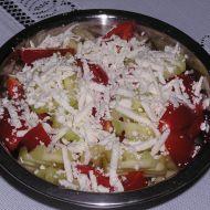 Balkánský šopský salát recept