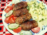 Kebaby z mletého masa na grilu recept
