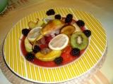 Ovocný desert recept