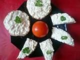 Odlehčená vajíčková pomazánka recept