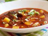 Moje gulášová polévka recept