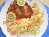 Dijonské králičí řízečky recept