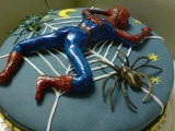 Spiderman pro Danečka recept