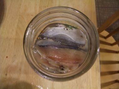 Výborná nakládaná ryba mojí tchýně