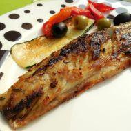 Grilovaná makrela s bylinkami recept