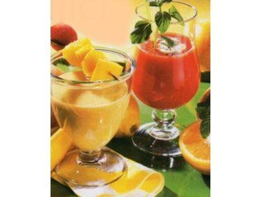 Letní osvěžující nápoje