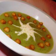 Brokolicová krémová polévka recept
