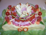 Slaný dort  A je to!!! recept