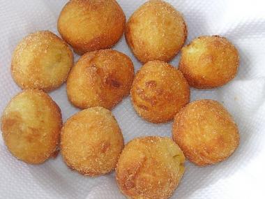 Krokety ze zbytku brambor