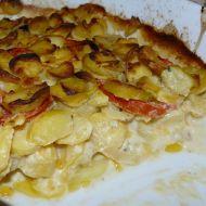 Zapékané brambory ala Panna recept