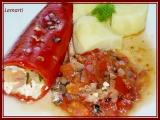 Papriky po turecku recept