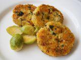 Kapustové karbanátky se sýrem a kuskusem recept
