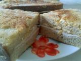 Plněné chleby recept
