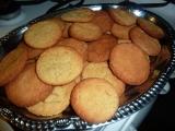 Arašídové sušenky recept