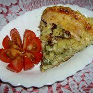 Sýrový brokolicový koláč recept