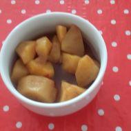 Jednoduchý jablečný kompot recept